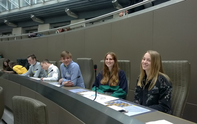 KRAS-debat Brussel